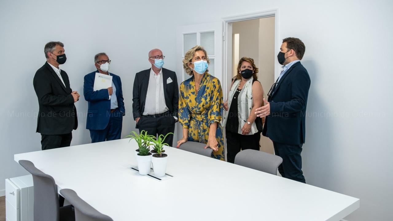 Odemira inaugurou novo espaço de 'coworking'