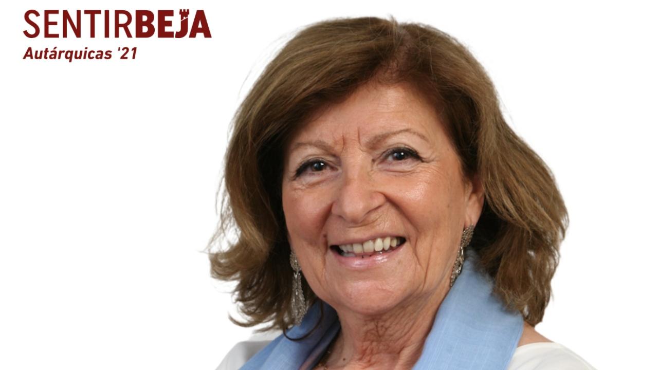 PS candidata Conceição Casa Nova à Assembleia Municipal de Beja