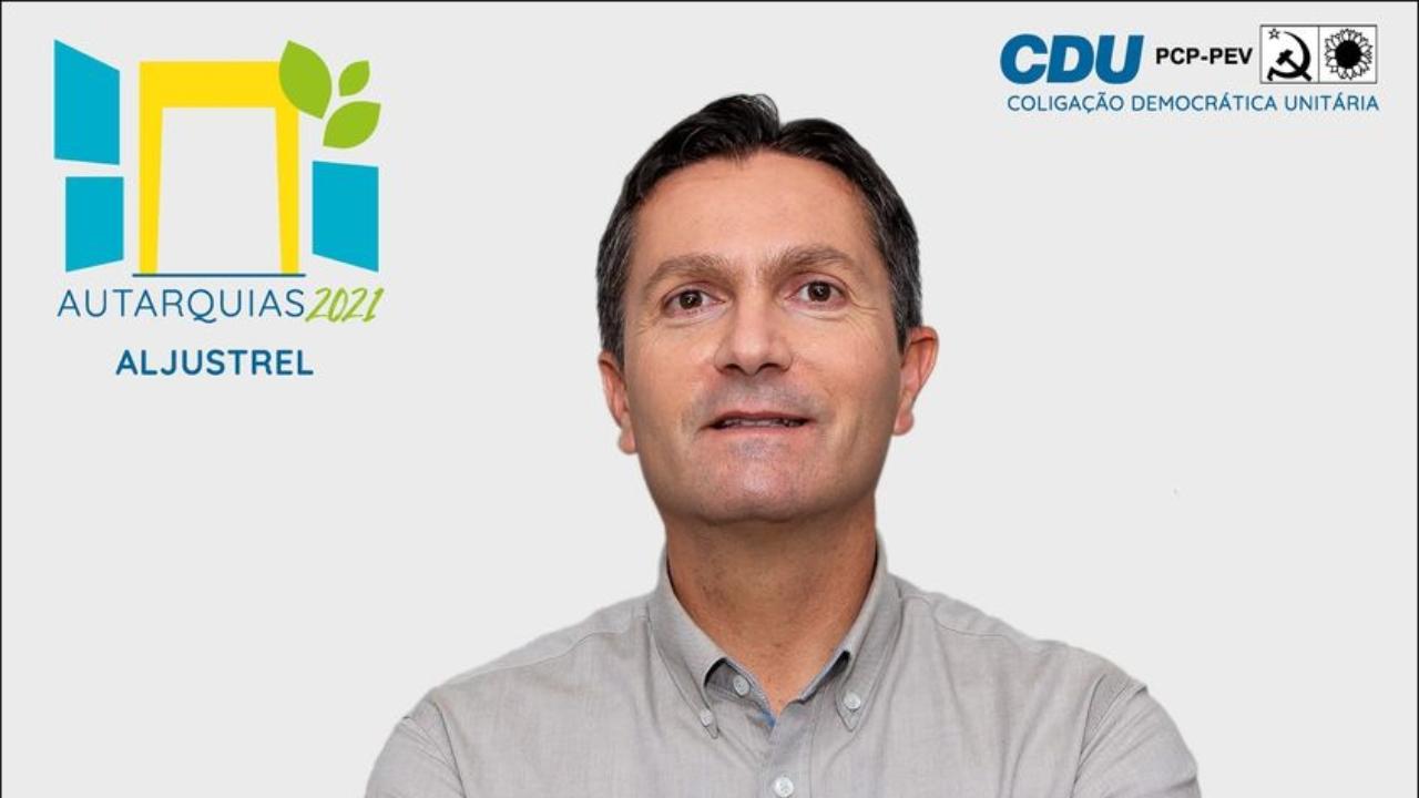 Autárquicas. CDU afinal candidata Fernando Ruas em Aljustrel