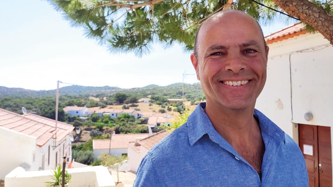 Pedro Pinto Leite candidato apoiado pela IL à Câmara de Odemira