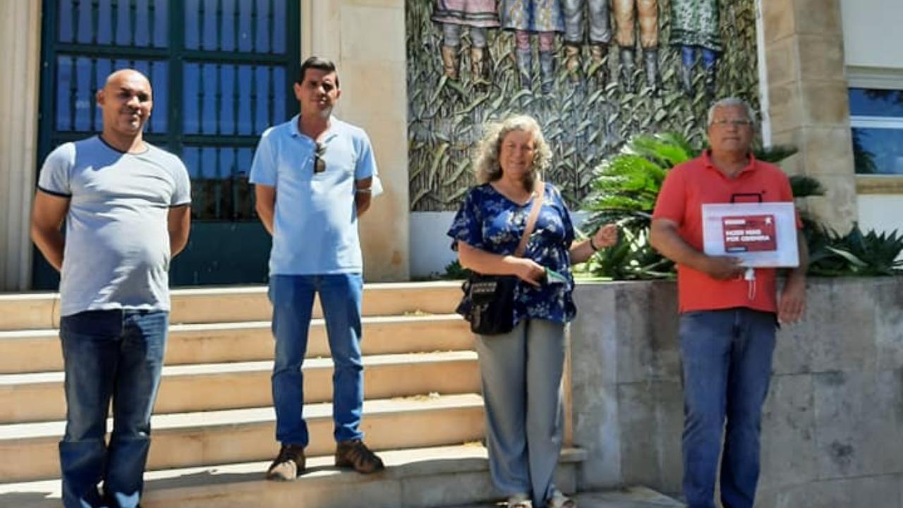 Autárquicas. BE formaliza candidatura em Odemira
