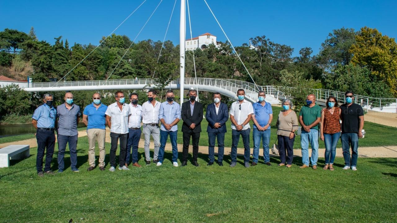 Câmara de Odemira assina contratos de descentralização de competências com freguesias