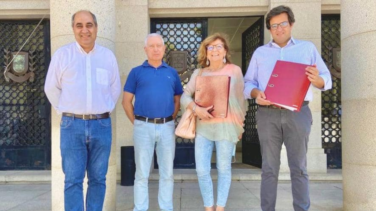 Autárquicas. PS formaliza candidatura em Beja