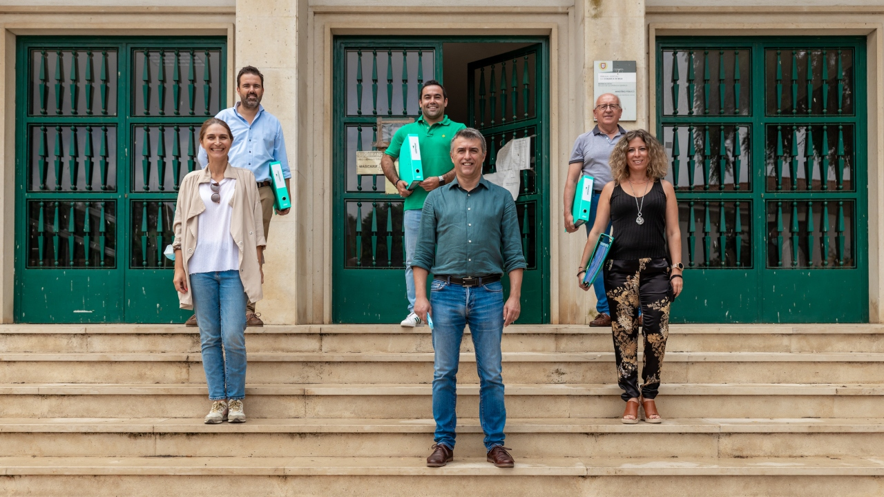 Autárquicas. PS formaliza candidatura em Odemira