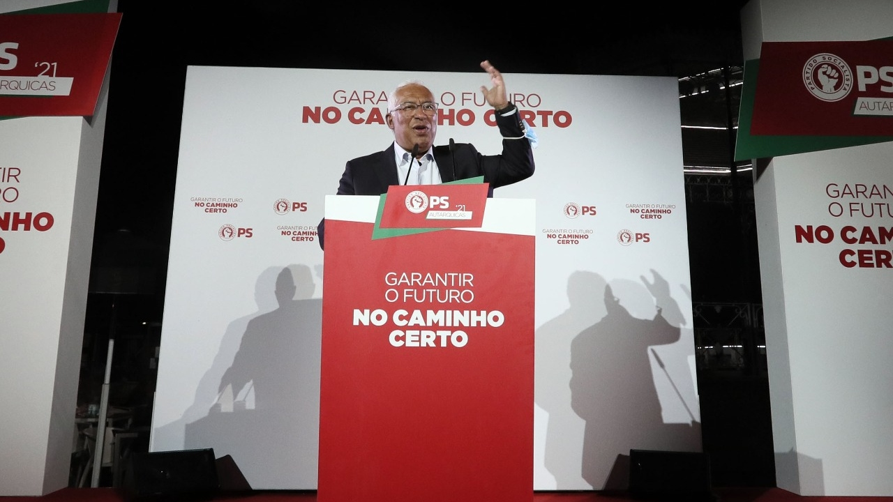 Autárquicas. António Costa espera reeleição de Paulo Arsénio em Beja