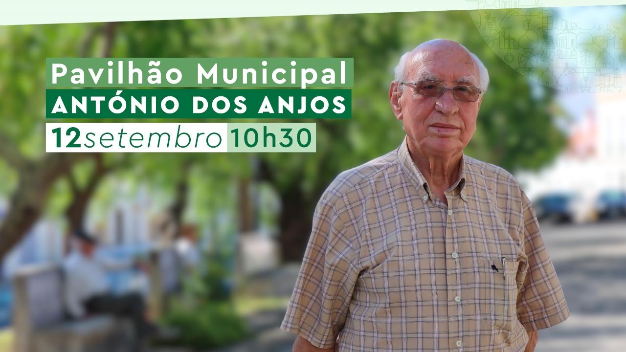 Castro Verde presta homenagem pública a António dos Anjos