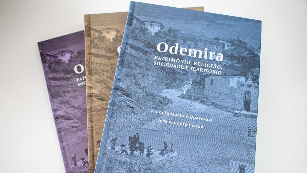 Novo livro sobre a história do concelho de Odemira