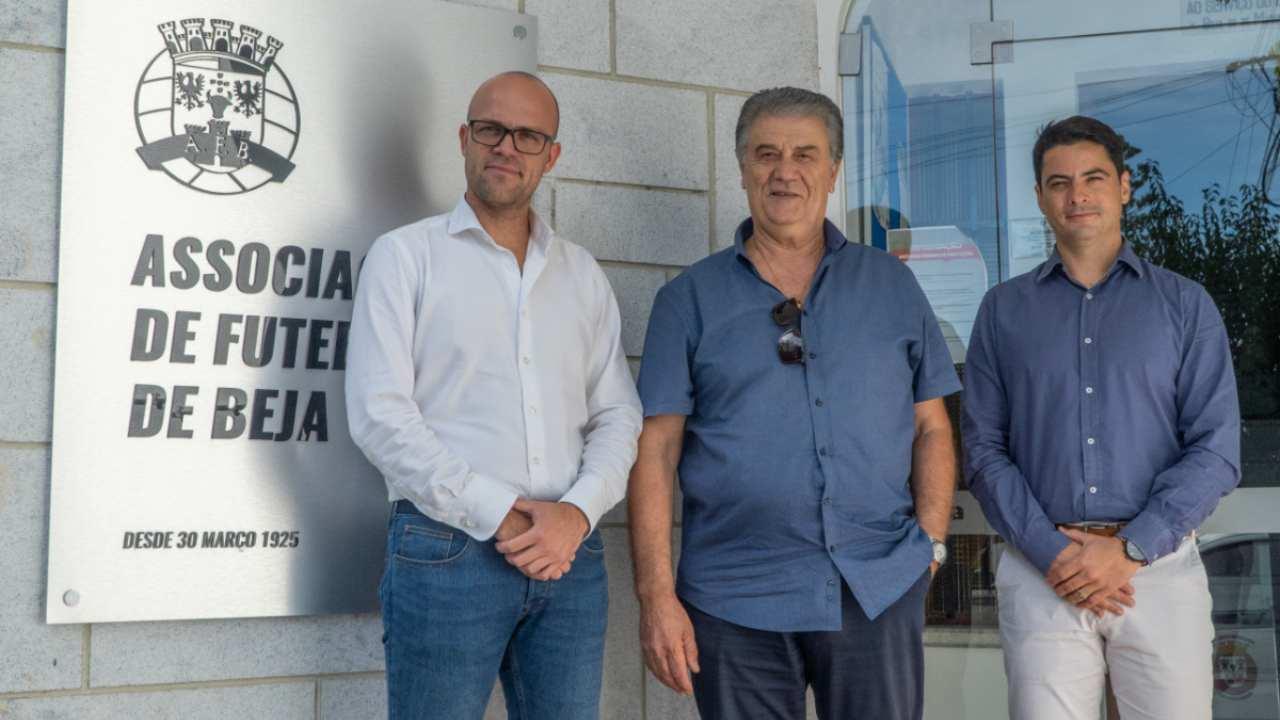 Conselhos de Arbitragem de Beja, Évora e Algarve reunidos