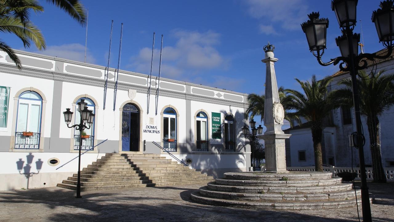 Tomada de posse na Câmara e Assembleia Municipal de Castro Verde