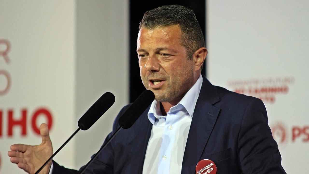 """Autárquicas 2021. PS com """"responsabilidade muito grande"""" no Baixo Alentejo, diz Nelson Brito"""