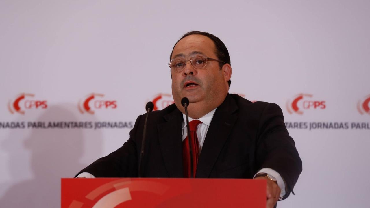 Pedro do Carmo eleito para secretariado nacional do PS