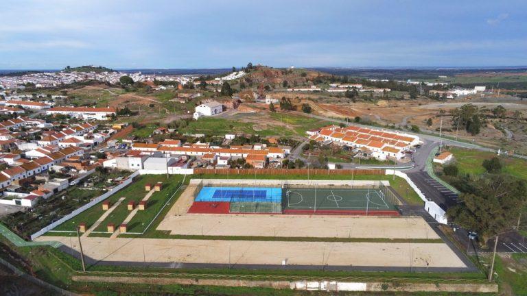 Aljustrel - Campo das Minas & Hortas Comunitárias