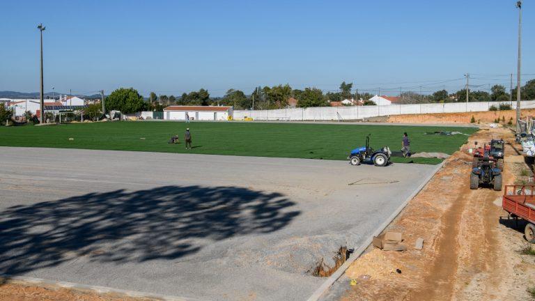 Boavista dos Pinheiros - campo de futebol (Out 2020)
