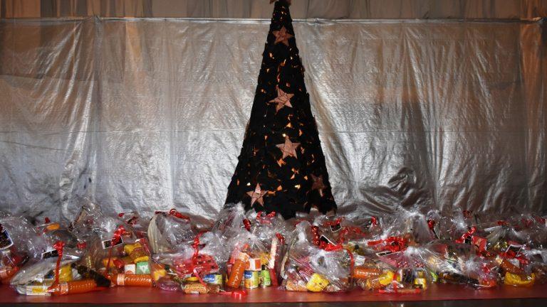 Câmara de Aljustrel - cabazes de Natal 2020