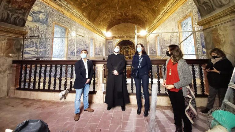Câmara de Castro Verde - visita DRCA Basílica (Março 2021)