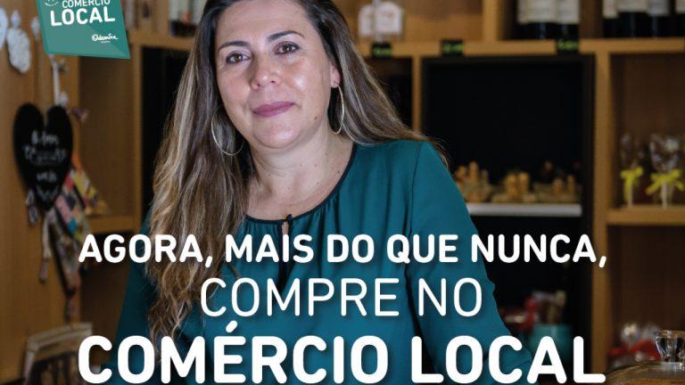 Câmara de Odemira - campanha 'Natal é no Comércio Local' 2020