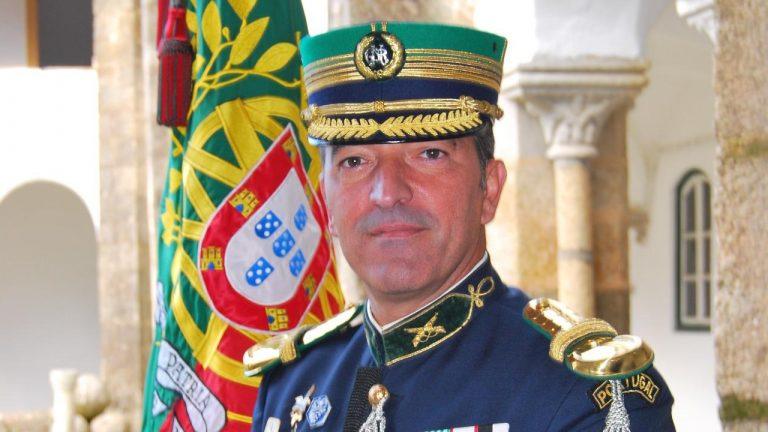Coronel Altide Cruz (GNR Beja)