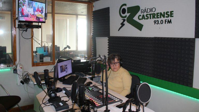 Rádio Castrense - novo estúdio