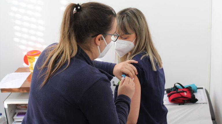 Saúde - Covid 19 vacina em Beja 1 (Drª Vera Guerreiro)